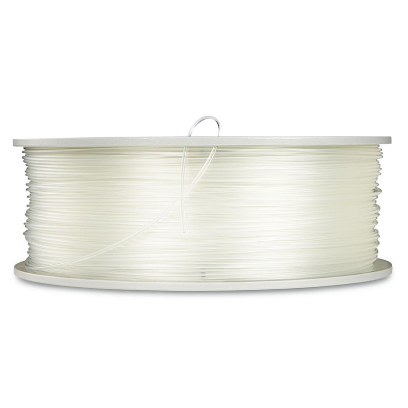 Verbatim, ABS 3D Filament 1.75mm, 550051kg Reel, Natural Transparent