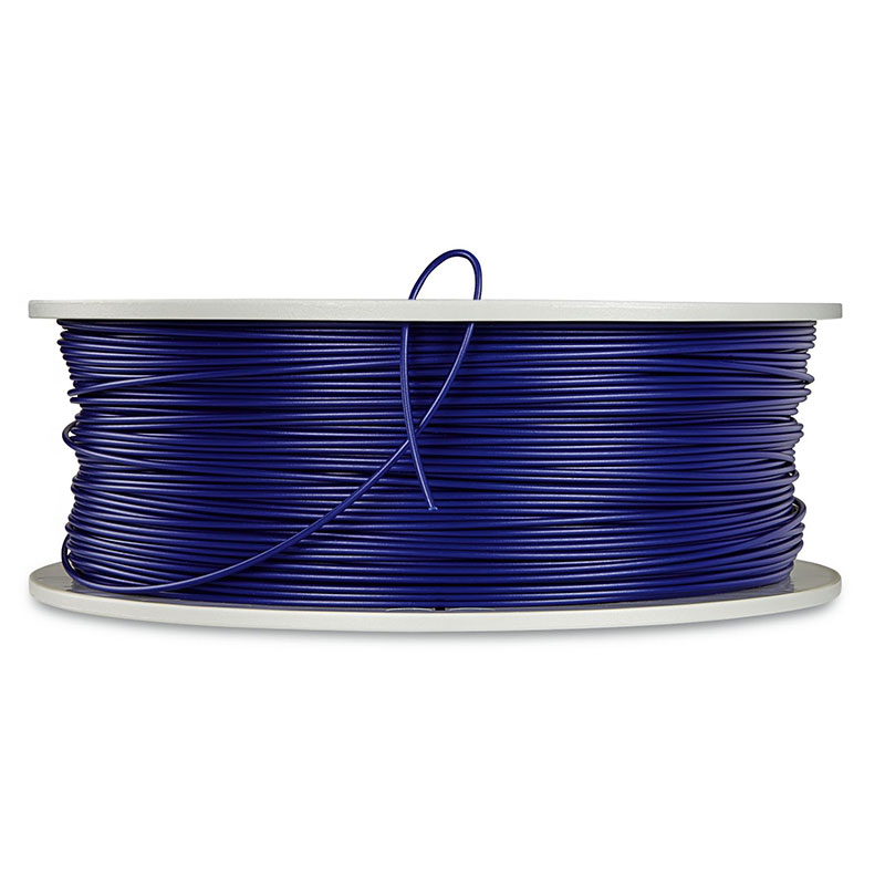 Verbatim, PLA 3D Filament 1.75mm, 552521kg Reel, Blue
