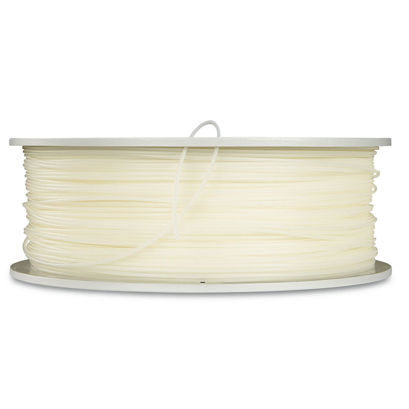 Verbatim, PLA 3D Filament 1.75mm, 552571kg Reel, Natural Transparent