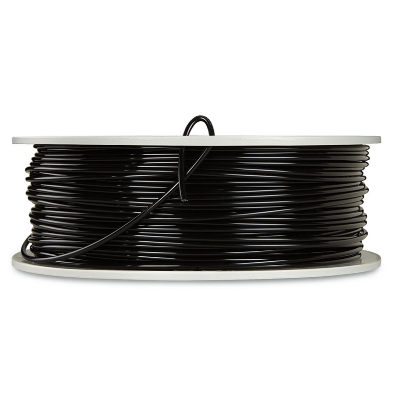 Verbatim, PLA 3D Filament 3mm, 552591kg Reel, Black