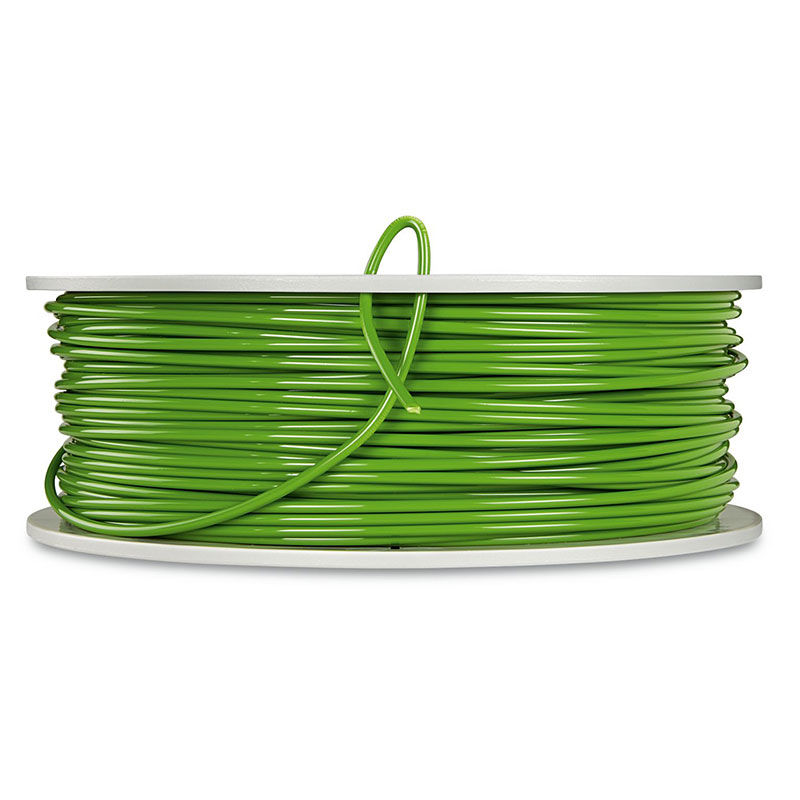 Verbatim, PLA 3D Filament 3mm, 552631kg Reel, Green
