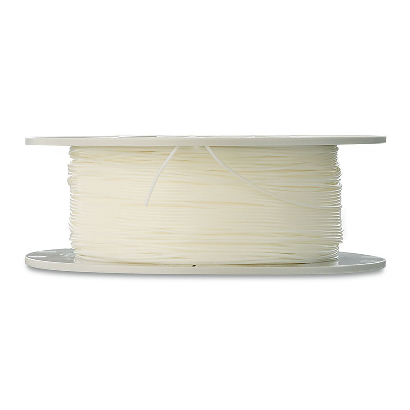 Verbatim, Primalloy 3D Filament 1.75mm, 55500 500G Reel, Flexible, White