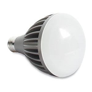 Lighting, LED BR30 B30-L865-C27-E2700K, 15W