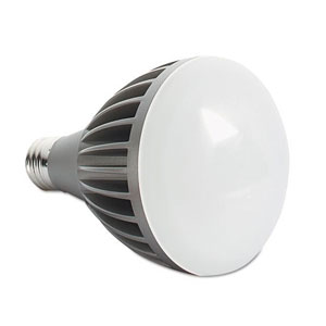 Lighting, LED BR30 R30-L865-C30-EEnergy Star, 3000K, 15W