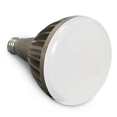 Contour Series, BR40, Warm White 3000K LED Bulb, 120W