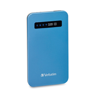 Ultra Slim Power Pack (4200mAh) - Blue