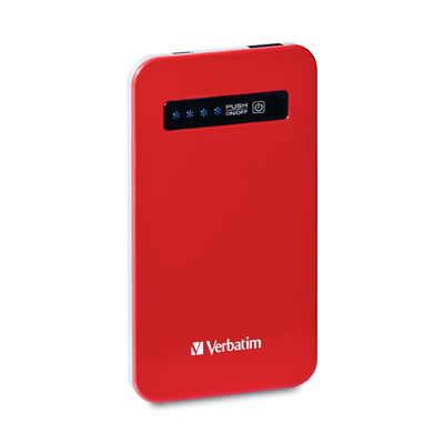 Ultra Slim Power Pack (4200mAh) - Red