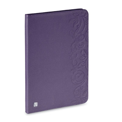 Folio Expression Case for iPad Air Floral Purple