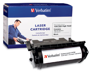 Lexmark 12A7362 Replacement High Yield Laser Cartridge